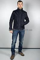 Куртка мужская демисезонная TIGER FORCE 51195 темно-синяя