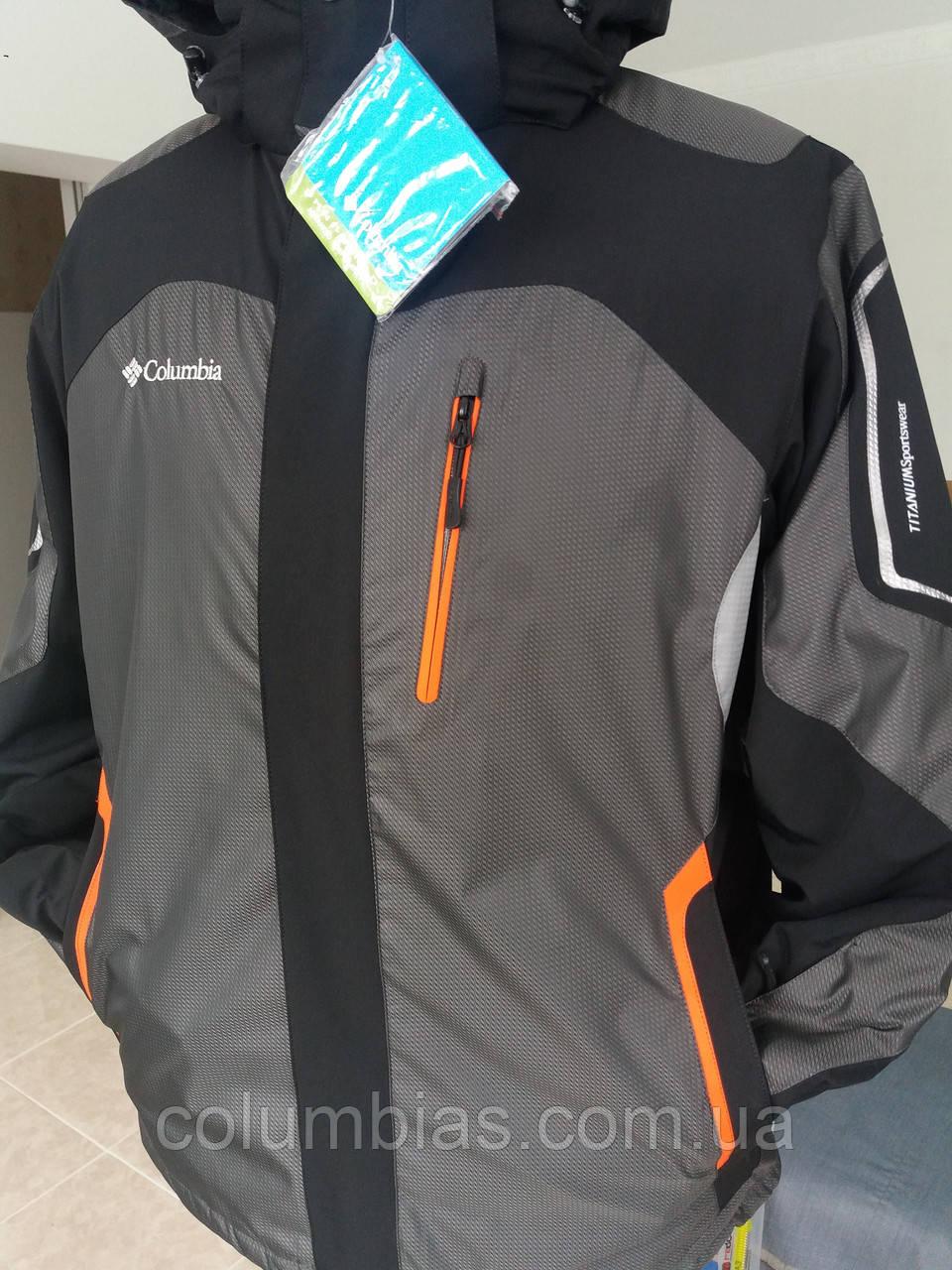 Куртки мужские лыжные Columbua в интернет магазине