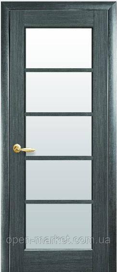 Модель Муза стекло межкомнатные двери, Николаев