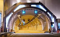 Нормы освещения закрытых автотранспортных тоннелей