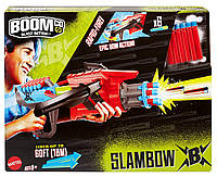 "Бластер BOOMco с патронами  ""Slambow"" Mattel"