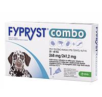 Фиприст комбо (Fypryst combo) для собак 20-40 кг- 1 пипетка