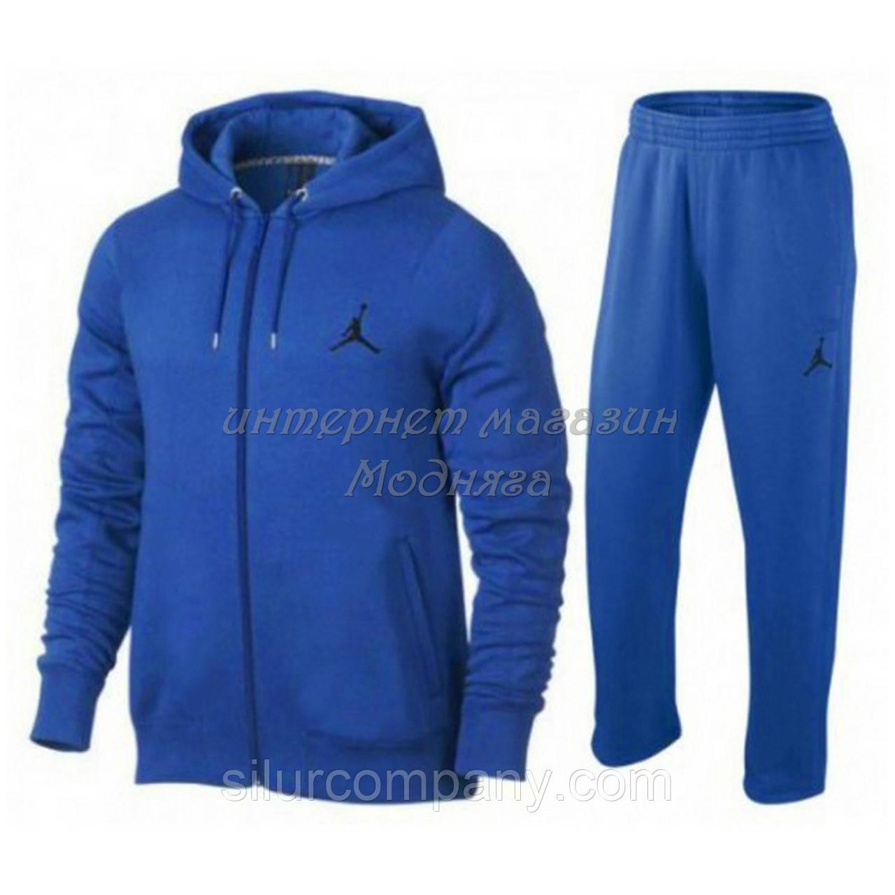 Спортивный костюм Jordan синий  продажа, цена в Киеве, в Харькове ... 0c26fb44803