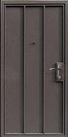 """Двери входные металлические """"Техно 2"""""""