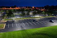 Нормы освещения открытых автостоянок и подъездов к местам заправки и хранения транспорта