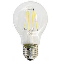Светодиодная  лампа LEDEX filament 4W, P45 E27 Dimmable 4000K 220-240V