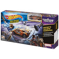 Трек Хот Вилс Стражи Галактики Hot Wheels Marvel Guardians of the Galaxy