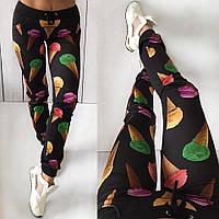 Штаны женские , Ткань дайвинг,  2 расцветки ,фото реал ,хорошее качество мпас № 5921
