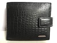Мужской кожаный кошелёк Lison Kaoberg рептилия, фото 1