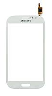 Сенсорный экран Samsung Galaxy Grand i9082 белый