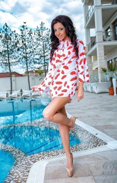 Блузка из ликры - Онлайн 24 - Женская одежда. в Одессе