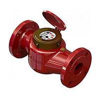 Счётчик горячей воды многоструйный Gross MTW-UA Ду 50 фланец