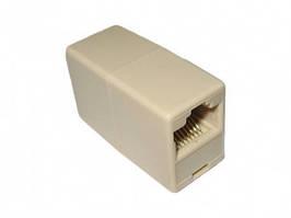 Соединитель RJ45 8P8C мама/мама RJ45 для соединения кабеля