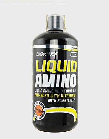 Аминокислоты AMINO LIQUID BT 1000 мл, фото 2