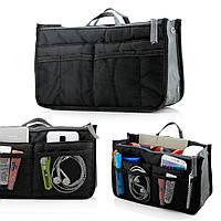 Органайзер для сумочки, чорний / Органайзер для сумочки, черный.