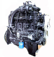 "Двигатель Д245.7Е2-1807(122,4 л.с.) ГАЗ 33104 ""ВАЛДАЙ"" (без генер) (пр-во ММЗ)"