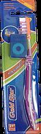 Зубная щетка Gold Star SD603+зубная нить