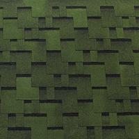 Битумная черепица Tegola Топ-Шингл Future зеленый