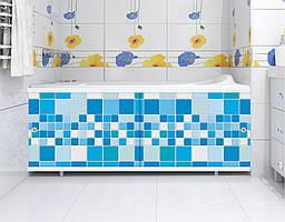 Экран панель под ванну МетаКам Ультралёгкий двухдверный 150x60