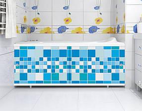 Екран панель під ванну МетаКам Ультралегкий дводверний 170x60