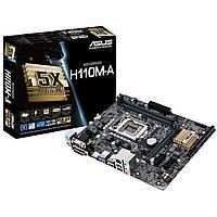Материнская плата MSI H110M-A_PRO_M2 s1151 H110 2x DDR4 DVI-HDMI USB 3.1 M.2 mATX
