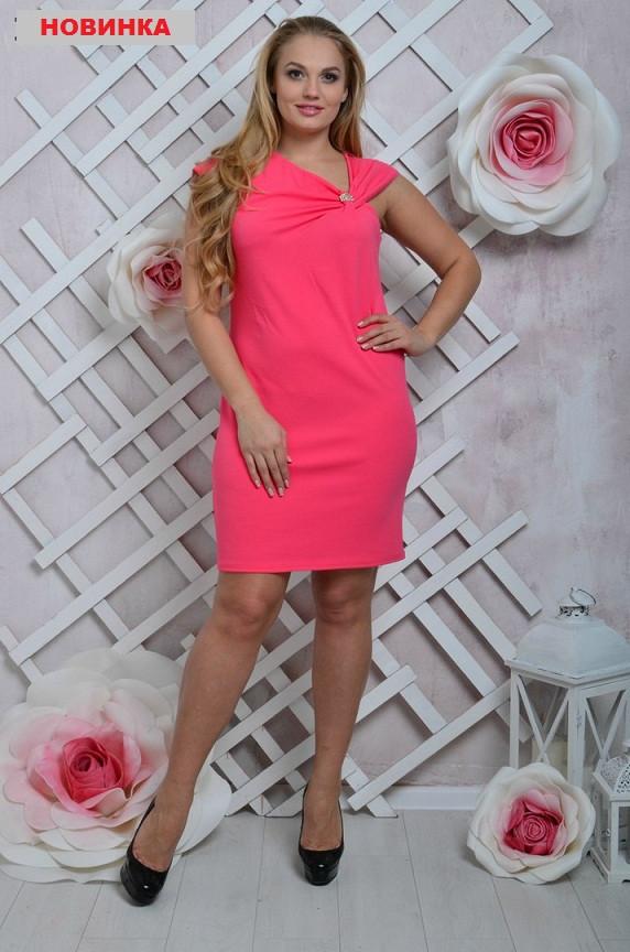 Женское красивое платье от 48 до 54