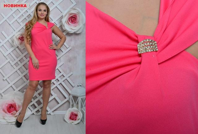 Купить Женское красивое платье от 48 до 54 в интернет магазине