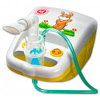 Компактный компрессорный ингалятор для детей и взрослых Little Doctor LD-212C