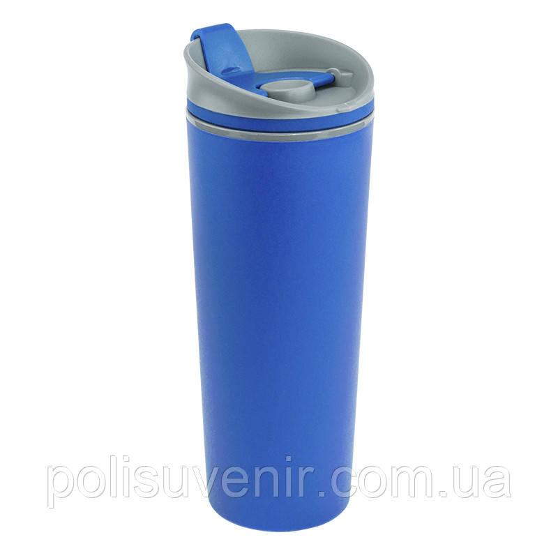 Термокружка пластиковая 500 мл