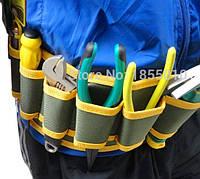 Ремень для инструментов, электрик,монтёр, прочный,удобный.