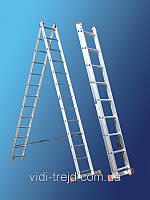 Лестница 2-х секционная STS 2х12