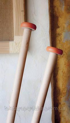 Спиці для в'язання товстої пряжі 20 мм, фото 2