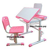 Детский стол, стул и подставка (полка )