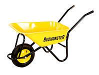 Тачка строительная 1-колесная BudMonster 01-006 (7954)