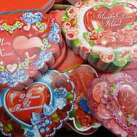 Открытки «С днем Святого Валентина» 8х7