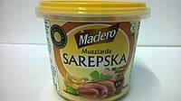Горчица Madero Musztarda Sarepska 210g (Польша)
