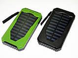 UKC 25800 mAh Solar Charger  Power Bank Солнечное зарядное устройство, фото 2