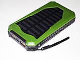 UKC 25800 mAh Solar Charger  Power Bank Солнечное зарядное устройство, фото 4