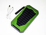 UKC 25800 mAh Solar Charger  Power Bank Солнечное зарядное устройство, фото 6