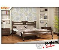 Даллас кровать деревянная