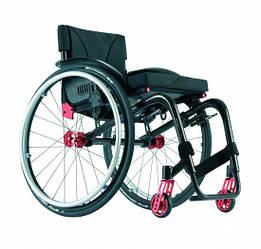 Активная коляска Kuschall K-Series с жесткой рамой (стоимость базовой комплектации)