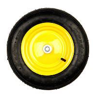 Колесо пневмо 3,5х8 к тачке BudMonster арт. 01-009, 01-031 модель 01-012 (7958)