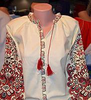 """Вишита жіноча блузка """"Уляна"""". Українська вишиванка з Коломиї."""