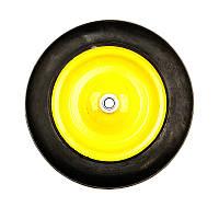 Колесо литое усиленное 14х4 к тачке Budmonster арт. 01-008 (7961 / 01-013)