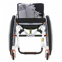 Активная коляска с подвеской KUSCHALL R33