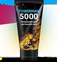 Крем для увеличения члена, увеличитель члена, крем Powerman 5000