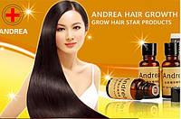 Средство для роста волос, сыворотка для роста волос, ускорение роста волос, ANDREA Hair Growth Essense