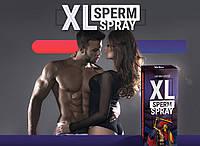 Спрей для увеличения члена и количества спермы XL, увеличение количества спермы