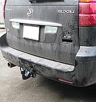 Фаркоп на Lexus GX 470 (2002-2009) лексус гх