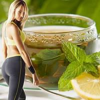 Монастырский чай для похудения, травы для похудения, эффективное похудение, зеленый чай для похудения